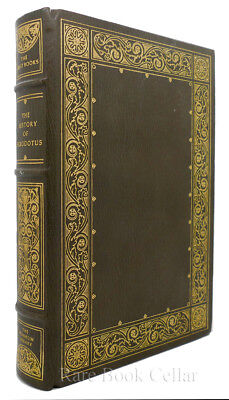 Herodotus THE HISTORY OF HERODOTUS Franklin Library Great Books of the Western W