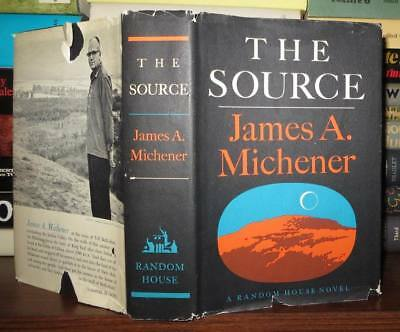 Michener, James THE SOURCE 1st Edition 11th Printing