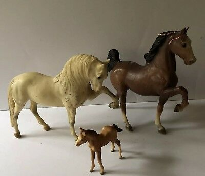 Breyer Horse Lot For Remake Bay Five Gaiter Alabaster Lusitano Legionario