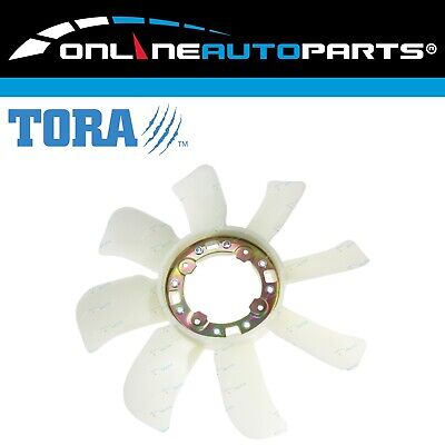 6 Blade Engine Cooling Fan suits Toyota Landcruiser HJ45 1975-1980 6cyl H 3.6L
