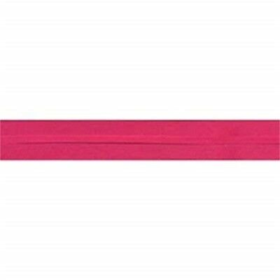"""Wrights Double Fold Bias Tape .25""""x4yd-berry Sorbet"""
