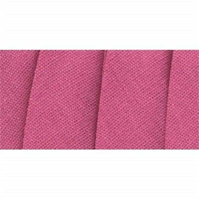"""Wrights Double Fold Bias Tape .5""""x3yd-bright Pink"""