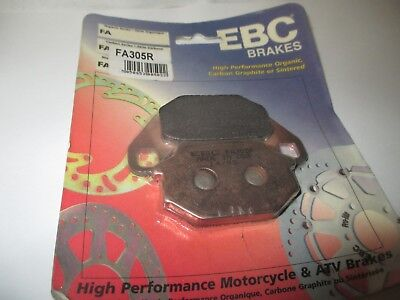 Rear EBC R-Series - Sintered ATV and Dirt Brake Pads for Kymco Mongoose