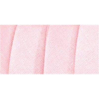 """Wrights Double Fold Bias Tape .5""""x3yd-light Pink"""