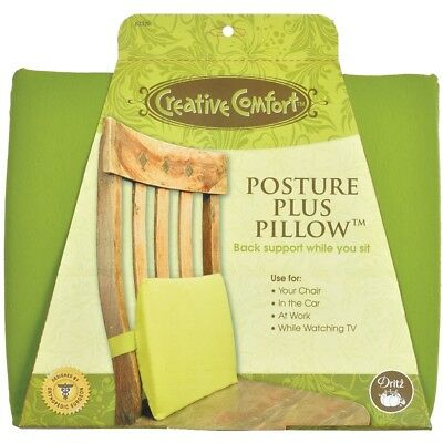 Dritz Creative Comfort Posture Plus Pillow-