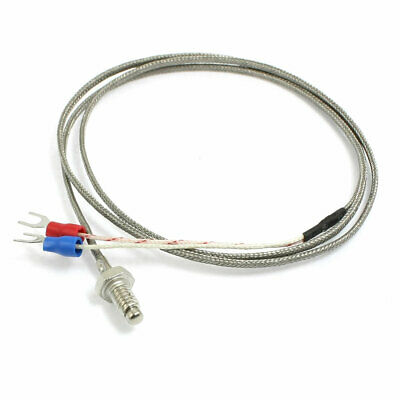 0–400 C Typ K 6 mm 1 m Temprature Controller Thermoelement Probe Sensor