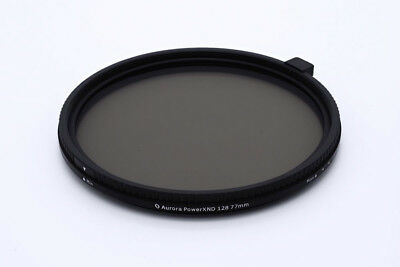 Aurora PowerXND Mark II 128 Variable ND Filter Fader (1 - 7 Stops) 37-105mm
