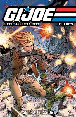 G.I. JOE A Real American Hero, Vol. 21 - Special Missions 9781684053681