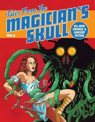 """Goodman Tales from the Magi #2 """"Trial by Scarab, Day of the Shark, Sto Mag MINT"""