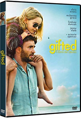 Chris Evans  Mckenna Grace ...-Gifted - Il Dono D (UK IMPORT) DVD [REGION 2] NEW
