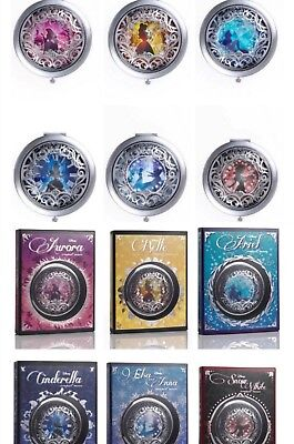 Disney Sephora Princess Compact Mirrors LE ✿PICK YOUR PRINCESS✿ NEW !!SOLD OUT