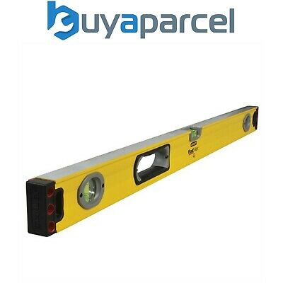 "Stanley STA543536 STA143536 FatMax 3 Vial Spirit Level 900mm 36"" 1-43-536"