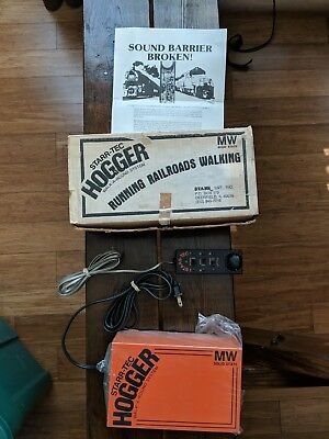 (S) Starr-Tec  HOGGER WALK AROUND POWER SUPPLY 40MW Solid State NOS ships free