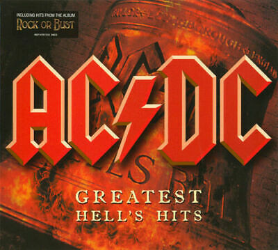 AC/DC - Greatest Hits Collection Music 2CD Hell's Hits by AC/DC