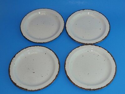 Wedgwood MIDWINTER CREATION Bread and Butter Appetizer Plates  Set of 4
