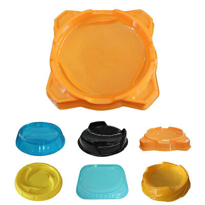 Burst Gyro Arena Disk Exciting Duel Spinning Top Beyblades Launcher Stadium PVC