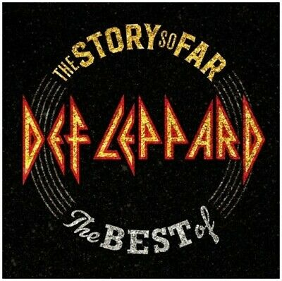 Def Leppard - The Story So Far…The Best Of Def Leppard Deluxe 2 CD