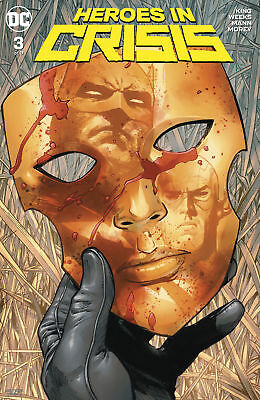 Heroes In Crisis #3 (Of 9) (2018) | Dc Comics | Near Mint