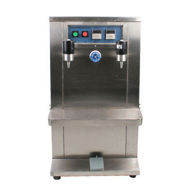 Electric self-priming liquid filling machine quantitative filling machine