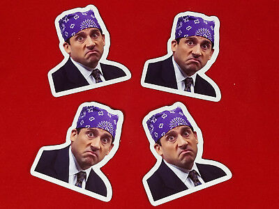 Prison Mike Magnets | The Office | Four Pack!