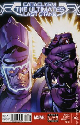Cataclysm Ultimates Last Stand #2A 2014 VF Stock Image