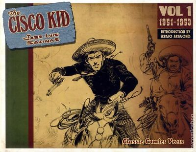 Cisco Kid TPB (2011- Classics Comics Press) #1-1ST NM Stock Image