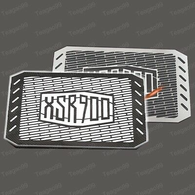 Stainless Radiator Guard Cover Grill Grille For Yamaha XSR 900 2016-2018 2017