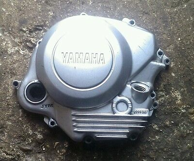 Yamaha Ybr 125 5Vl 2008 Engine/clutch Case Cover.  Fuel Injection Model