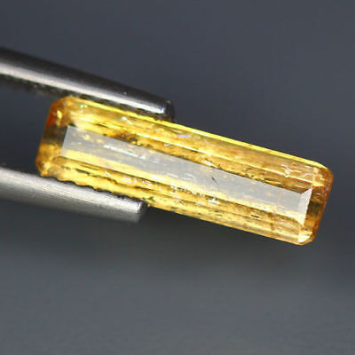 1.84 Cts_Great Stunning Top Class Nice Color_100 % Natural Imperial Topaz_Brazil