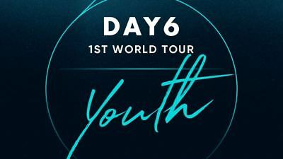 DAY6 GA Tickets for Berlin January 22, 2019