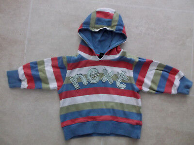 3fb0016c7 BABY BOYS JUMPER shirt sweatshirt NEXT 12 - 18 months - EUR 2