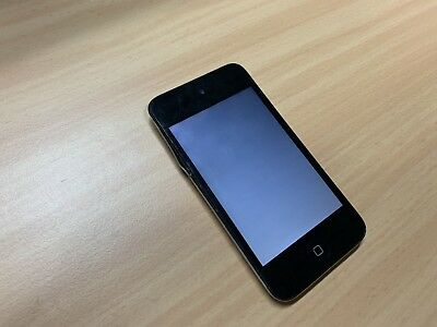 Apple Ipod Touch 4 Generation Schwarz 32gb Defekt Eur 900