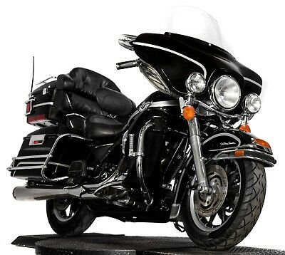 2003 Harley-Davidson Touring  2003 100th Anniversary Harley Davidson Electra Glide Ultra Classic FLHTCUI Black