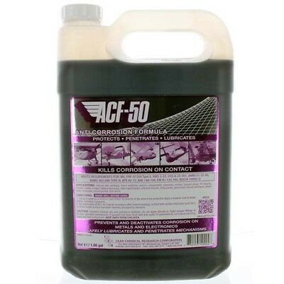 GENUINE ACF-50 ANTI CORROSION MOTORCYCLE FORMULA 4 LITRE UK Supplier NEW