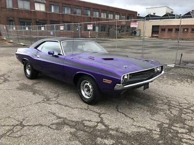 1971 Dodge Challenger  1971 Dodge Challanger RT Tribute! 340 V8! Originally Manual Transmission Car!