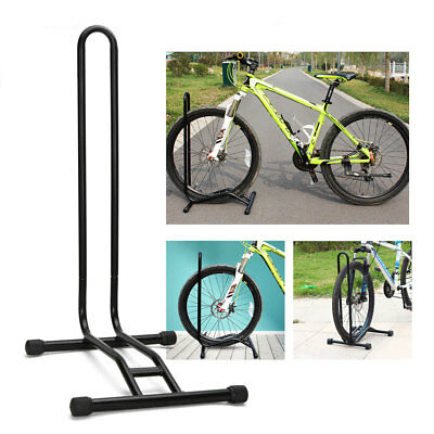 Portable Bicycle Cycling Bike Floor Park Stand Rack Wall Mounted Bike Hanger