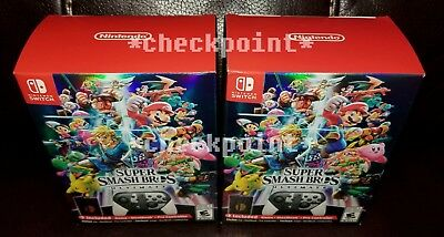 NEW Super Smash Bros. Ultimate Special Edition (for Nintendo Switch) SEALED!