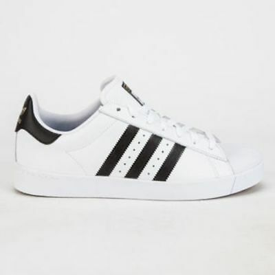 Brand New ADIDAS Superstar Vulc ADV Men s Shoes Size 8 USA Retail  79.99 48ba2878246a