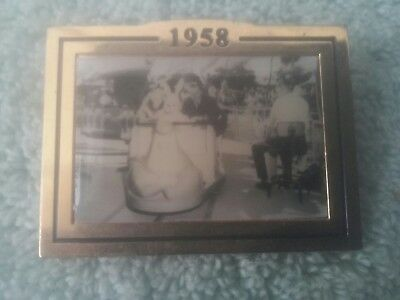 Vintage 1958 Disney Years 14/500 Limited Edition A.p Publishing Pin Rare