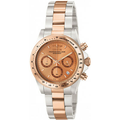 Invicta Men's Speedway 6933 Two-Tone Stainless Steel Chronograph Watch