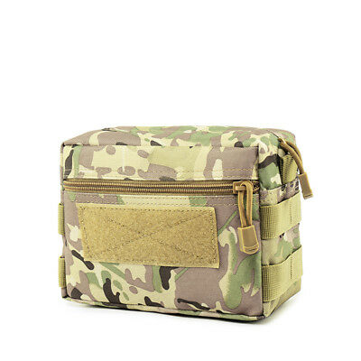 Metal Detector Camo Bag Finds Pouch Hip Waist Bag for Metal Detecting Camping