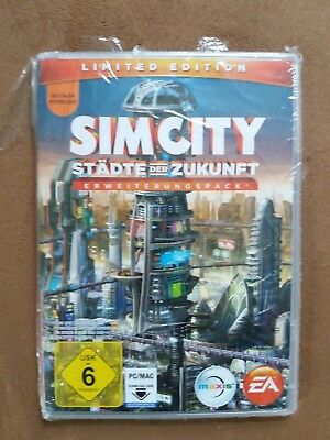 Sim City Städte Der Zukunft Cities Of Tomorrow Key Pc Ea Origin Code