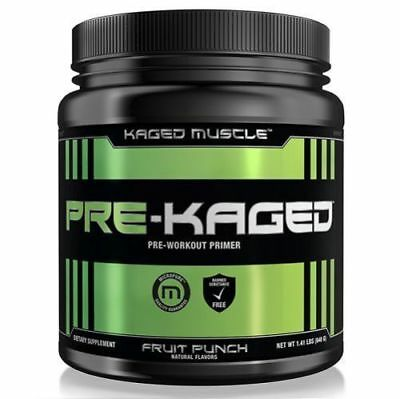 Kaged Muscle Pre Kaged 621g Primer Ultra Strong Pre Workout PUMP & ENERGY