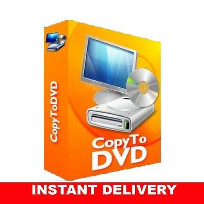 CopyTo DVD 4 [win] backup and copy various typesof cd and dvd formats