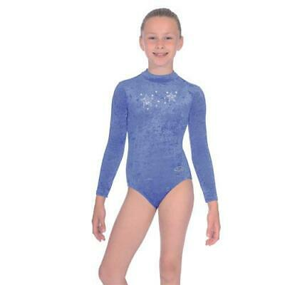 Oferta Zone Leotardo de Gimnasia - Z100 Estelar Royal Leotardos 5-6 Yrs