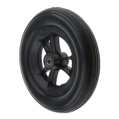 10 Inch Wheel Replacement Front Tires Wear-resistant Fit for Wheelchairs