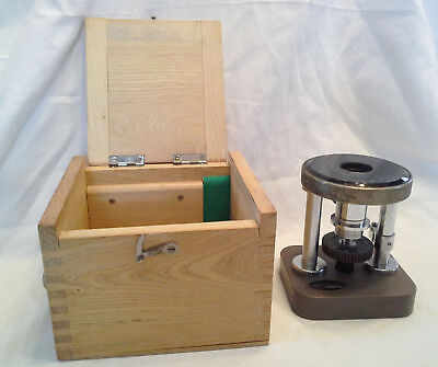 Vintage Swift Microtome Model #MA501  w/Box