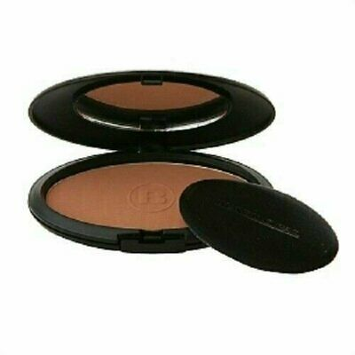 Black Opal Oil Absorbing Pressed Powder, Cappuccino, .33 oz UNSEALED