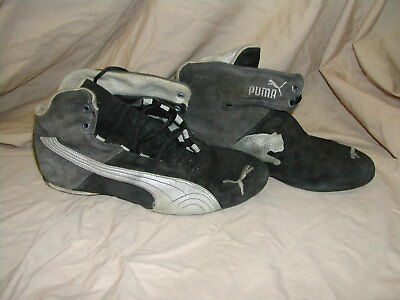 Puma Racing Driving Shoes 00628 Future Cat Mid Pro Size 43