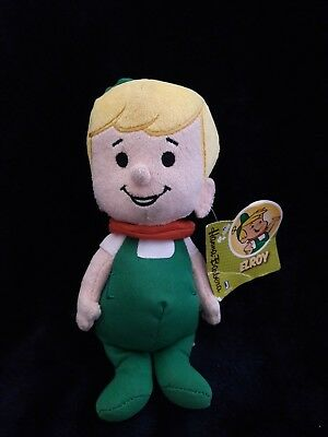 New Elroy The Jetsons Hanna Barbera Character Toy Plush Figure Doll